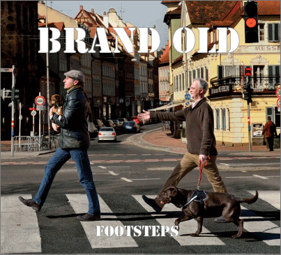 cover BRAND OLD – Footsteps
